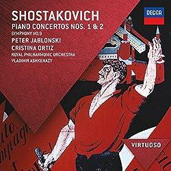 Klavierkonzerte 1,2,sinfonie 9