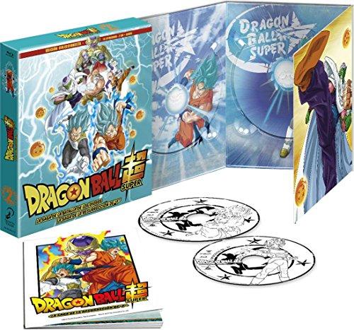 Dragon Ball Super. Box 2. La Saga De La Resurrección De F. Episodios 15 A 27. Blu-Ray Edicióncoleccionistas [Blu-ray]