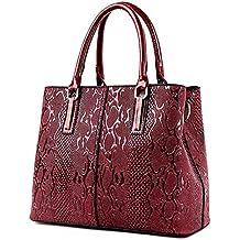 Bolsa de mujer bolsos de cuero Bolsos y monederos femenino señoras Big Crossbody Bolsos para mujer