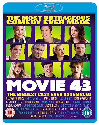 Preisvergleich Produktbild Movie 43 [Blu-ray] [UK Import]