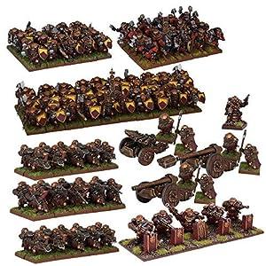 Mantic Games MGKWD111 Dwarf Army