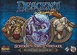 Fantasy Flight Games FFGD1337 Descent 2. Ed. -Scherben von Everdark