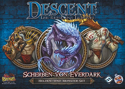 Fantasy-Flight-Games-FFGD1337-Descent-2-Ed-Scherben-von-Everdark