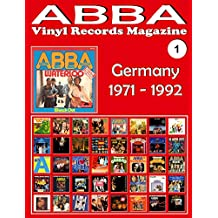 ABBA - Vinyl Records Magazine No. 1 - Germany (1971 - 1992): Discography edited by Polydor - Full Color.