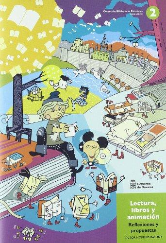 Lectura,libros y animacion