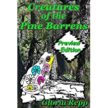 Creatures of the Pine Barrens: Preview (English Edition)