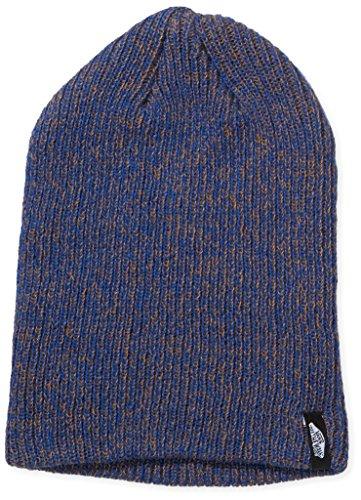 Vans M MISMOEDIG BEANIE BLACK HEATHER - Bonnet - Homme Marron argousier/bleu classique