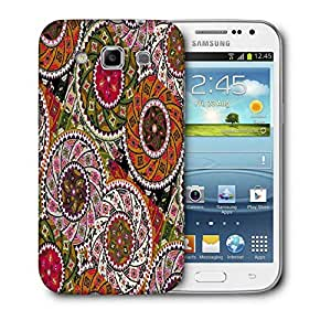 Snoogg Multicolor Pattern Design Printed Protective Phone Back Case Cover For Samsung Galaxy Samsung Galaxy Win I8550 / S IIIIII