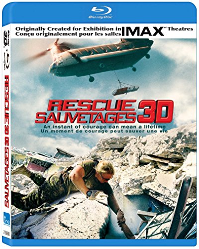 Rescue 3D (IMAX)(Bilingual Packaging)