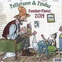 Findus Familienplaner 2014. Media Illustration