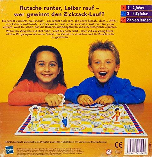 MB - Milton Bradley 04555100 - Ri-Ra-Rutschpartie
