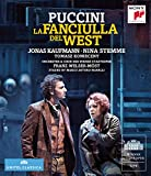 La Fanciulla Del West: (Welser-Möst) [Blu-ray] [2015]