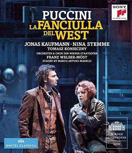 Giacomo Puccini - La Fanciulla del West [Blu-ray]