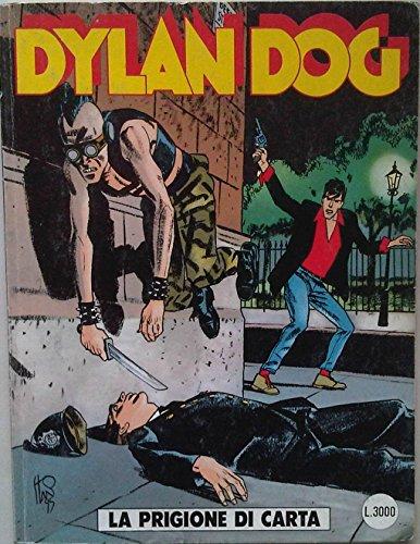 Dylan Dog - LA PRIGIONE DI CARTA - N114 - MARZO 1996 - Prima Edizione