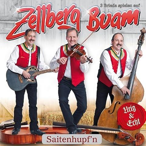 Zellberg Buam - Saitenhupf