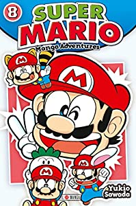 Super Mario - Manga Adventures Edition simple Tome 8