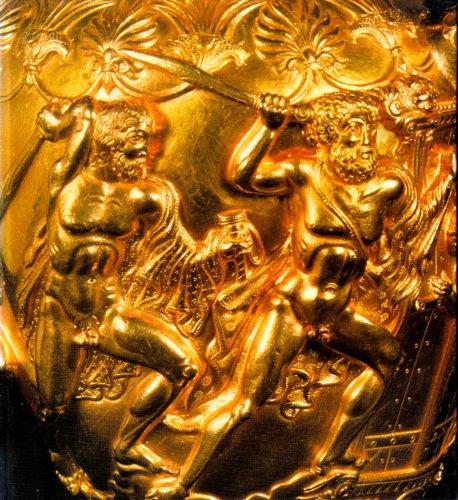 Gold der Thraker : archäolog. Schätze aus Bulgarien , [d. Ausstellung wird gezeigt in Köln, Röm.-German. Museum, 5. Oktober 1979 - 6. Januar 1980 , München, Münchner Stadtmuseum in Zusammenarbeit mit d. Prähistor. Staatssammlung, 24. Januar - 7. April 1980 , Hildesheim, Roemer-Museum, 24. April - 29. Juni 1980. (24 Gold Köln)