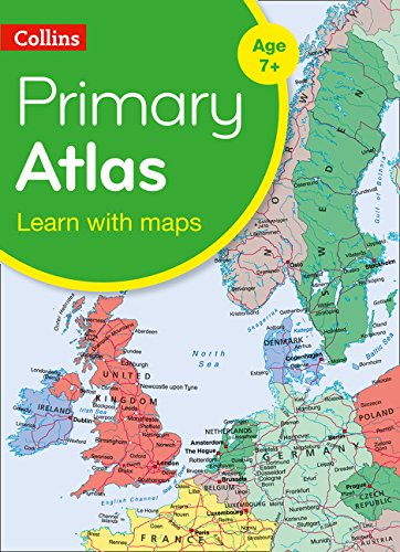 Collins Primary Atlas (Collins Primary Atlases) por Vv.Aa.