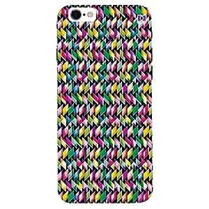 Multicolor Design - Mobile Back Case Cover For Apple Iphone 7 Plus