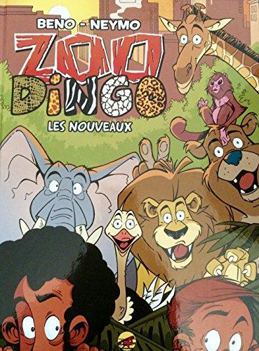 Descargar Libro Zoo Dingo, Tome 1 : Les nouveaux de Beno