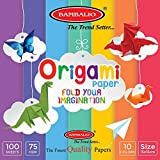 #7: Bambalio BORI-100 Colour Paper Set, A4 Size, 75 GSM - Pack of 400
