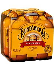 Bundaberg Ginger Beer, 4 x 375 ml
