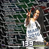 Mr Entertainer Karaoke MRH139 Chart Hits Vol 139 March 2016