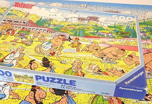 Preisvergleich Produktbild Astérix - Ravensburger - 14 292 7 -Jeux Olympiques / Olympia - puzzle 500 pièces - 49, 3 x 36, 2 cm