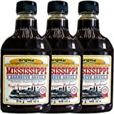 Mississippi Barbecue Sauce 'Original' 3 x 440ml