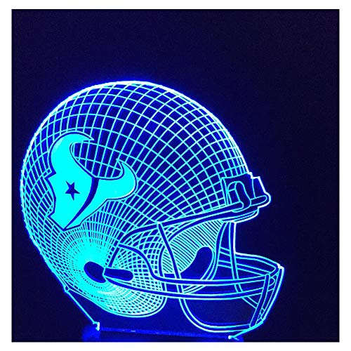 3D Nachtlichter Acryl Fernbedienung LED Lampen USB Deko Licht Geburtstagsgeschenke...