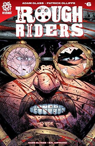 Rough Riders #6 (Riders, Book 6 Rough)