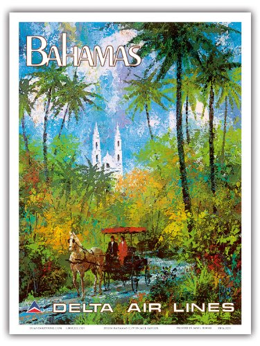 delta-air-lines-bahamas-vintage-airline-travel-poster-by-jack-laycox-c1970s-bon-art-print
