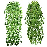#8: Sphinx Artificial Leaves Vines/Hanging Plant for Decoration 90 cms-(Shapes as per Stock)