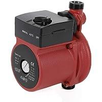 OUKANING Circulateur NPT 3//4 145 psi pour chauffage central pompe de recirculation Circulateur eau chaude sanitairesyst/ème de chauffage central 100W