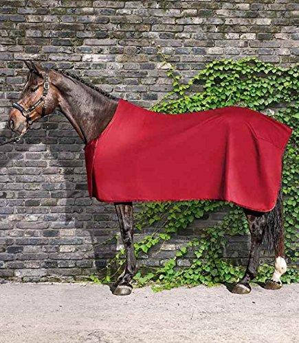 Decke für Pferde aus Baumwolle Cobh decken für Pferde Equiline