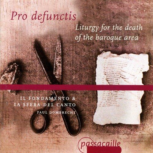 O Acerbi Motetus pro defunctis a 5 Voci et 6 Instrumenti: Audite