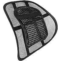 Air Flow Lendenwirbelstütze Kissen für Auto Sitz oder Stuhl Rückenlehne Stuhl Rücken Unterstützung rechts mit... preisvergleich bei billige-tabletten.eu