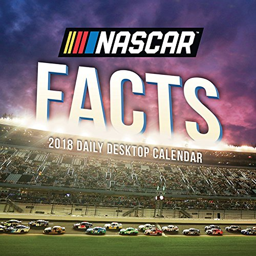 nascar-facts-2018-daily-calendar