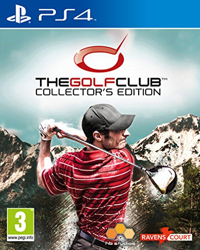The Golf Club - Collector's Edition - PlayStation 4