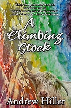 A Climbing Stock by [Hiller, Andrew]
