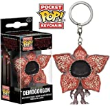 Funko- Pocket Pop Keychain Stranger Things Demogorgon Open Face, 4 cm, 14228