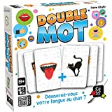 Gigamic - AMZDO - Jeu de Carte - Double Mot