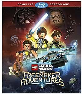 Lego Star Wars: The Freemaker Adventures [Blu-ray]