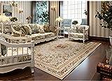 CarPET Flashing- Europäische Teppich Wohnzimmer Couchtisch Teppich Schlafzimmer Nacht Pastoral rechteckigen Maschinenwaschbar (größe : 2000mm*2900mm)