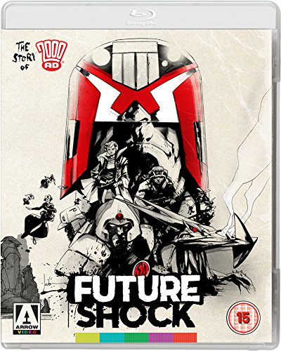Bild von Future Shock: The Story Of 2000AD [Blu-ray] [UK Import]
