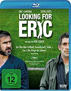 Looking for Eric [Blu-ray]
