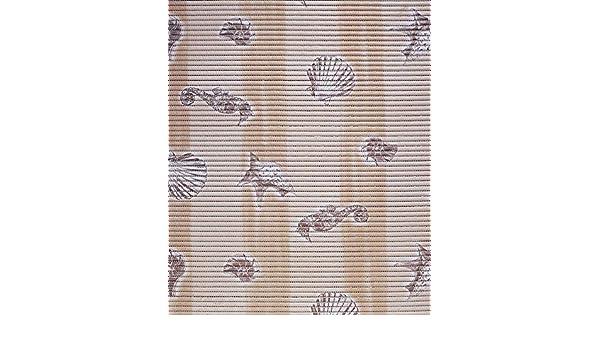 Bodenbelag Badvorleger Duschmatte Breite 65 cm Muster UNI Farbe Länge wählbar