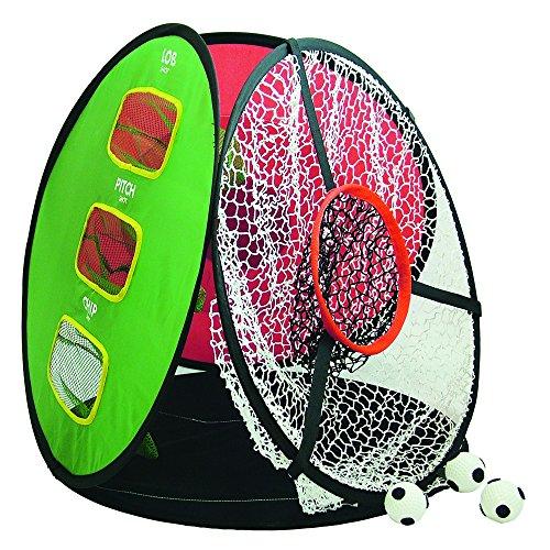 Longridge Chipping Net Filet d'entrainement golf 4 en 1