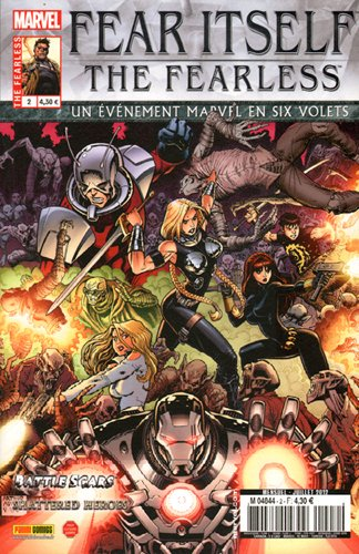 Fear Itself, Tome 2 : The fearless