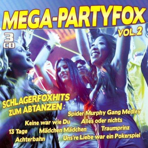 Mega-Partyfox Vol.2 (Limited Edition)